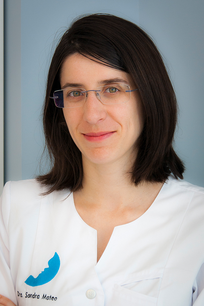 Dra. Sandra Mateo | Dermatóloga